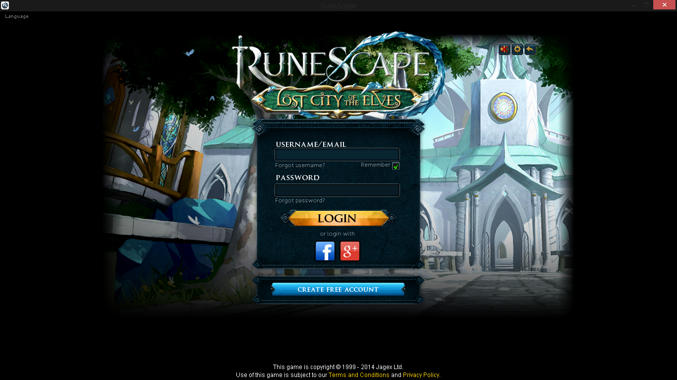 Runescape Browser